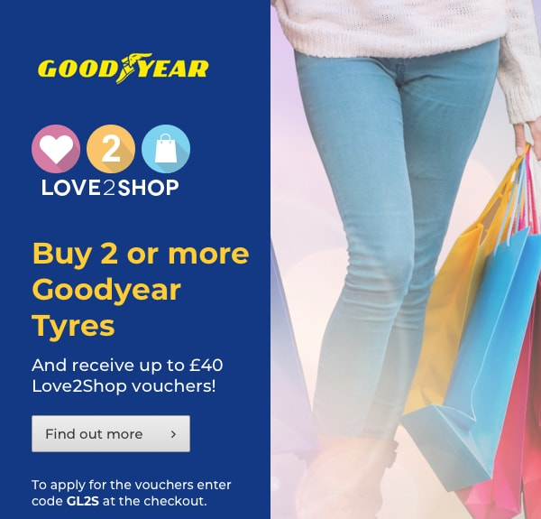 Goodyear Love 2 Shop