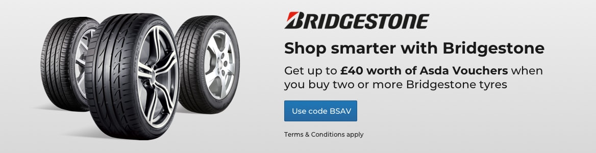 Bridgestone Asda Voucher