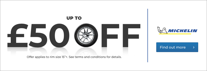 Michelin £10 Off