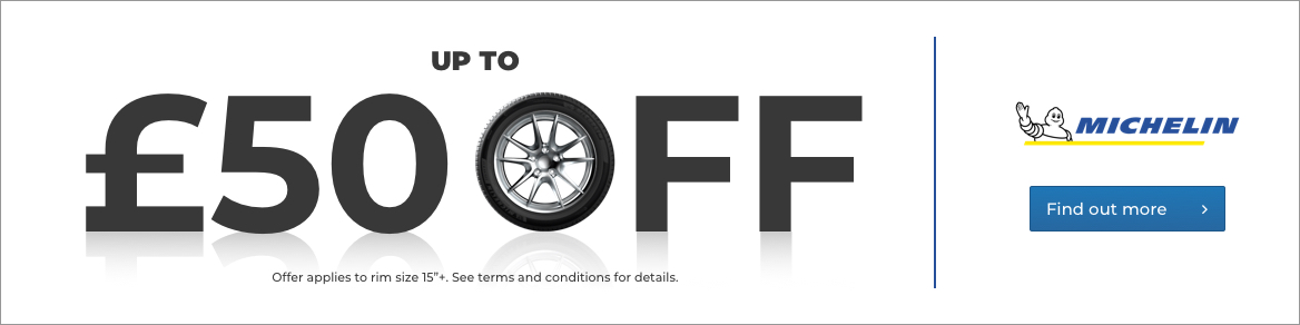 Michelin £20 Off