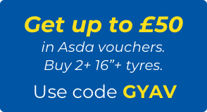 Goodyear Asda Voucher