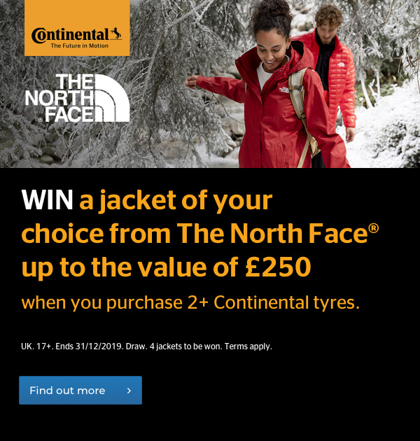 Continental North Face