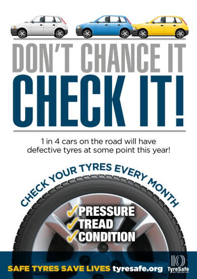 About Tyre Safety