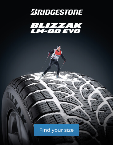 bridgestone advertisement